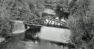 Pyttebron - då det begav sig...
