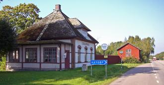 Skeldinge station