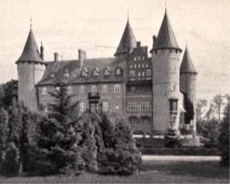 Trolleholms slott år 1903