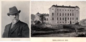 Troole Bonde och Trolleholm 1852